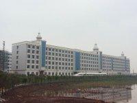 湖南经贸科技学院实训楼